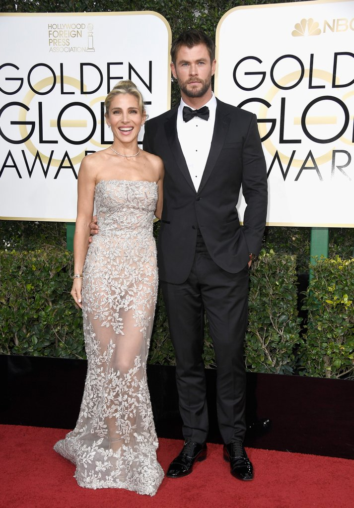 chris-hemsworth-elsa-pataky-2017-golden-globes